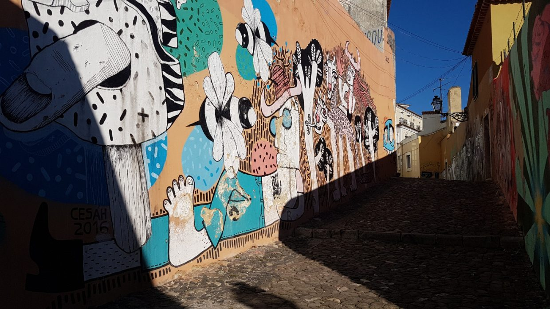 Straße von Lissabon