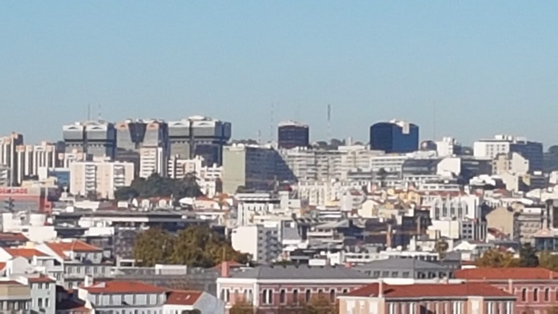 neuer Stadteil Lisabon